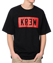 KR3W Symbol Box Black Tee Shirt