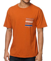 Katin Drift Wood Pocket Tee Shirt