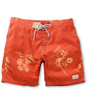 Katin Roadrunner Red 17 Board Shorts
