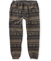 Kennedy Fleece Boarder Jogger Pants