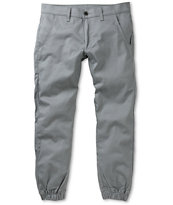 Kennedy Weekender Grey Slim Fit Jogger Pants
