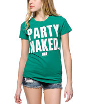 Kill Brand Party Naked T-Shirt