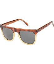 Komono Bennet Tortoise & Ivory Sunglasses