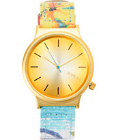 Komono Endless Summer Wizard Print Watch