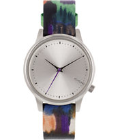 Komono Estelle Aquarelle Analog Watch