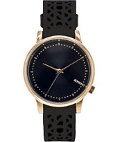 Komono Estelle Cutout Analog Watch