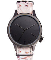 Komono Magnus Wolves Analog Watch