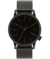 Komono Winston Royale Analog Watch