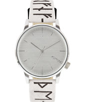 Komono Winston Rune Analog Watch