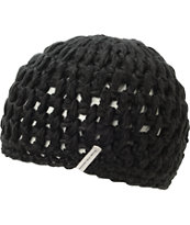 Krochet Kids Betty Black Beanie