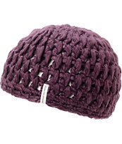 Krochet Kids Betty Raisin Purple Beanie