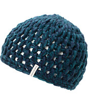 Krochet Kids Betty Teal Beanie