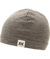 Krochet Kids The Helm Grey Fold Beanie