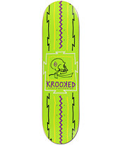 Krooked Boxkull MD 8.125 Skateboard Deck