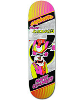 "Krooked Gonz City Racer 8.75"" Skateboard Deck"