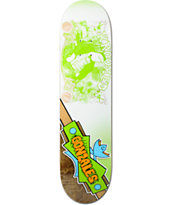"Krooked Gonz Comburo 7.9"" Skateboard Deck"