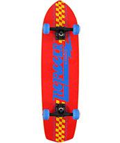 Krooked Zip Zagger 32.4 Cruiser Complete Skateboard
