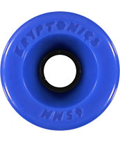 Kryptonics Star Trac 65mm 82a Blue Lonboard Wheels