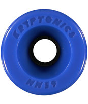 Kryptonics Star Trac 70mm 78a Longboard Wheels