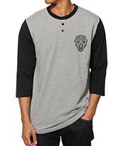 LRG 47 Tag Henley Shirt