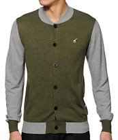 LRG Abu Research Cardigan Sweater