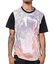 LRG Acid Animal Print Tee Shirt