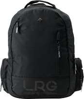 LRG Black Research Laptop Backpack
