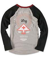 LRG Boys Equipment Baseball Tee Shirt