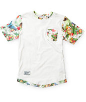 LRG Boys Hawaiian Safari T-Shirt