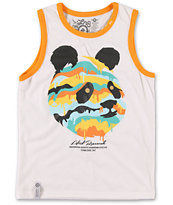 LRG Boys Panda Dripper Tank Top
