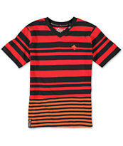 LRG Boys Retro Revival V-Neck Tee Shirt