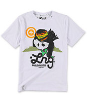 LRG Boys Roots Generation White Tee Shirt