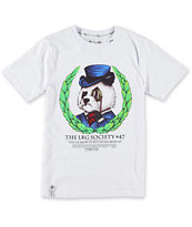 LRG Boys Society White Tee Shirt