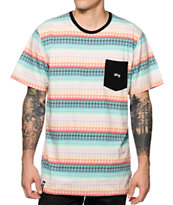 LRG Bright Side Pocket Tee Shirt
