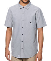 LRG CC Oxford Button Up Shirt