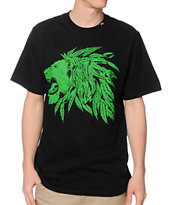 LRG Chiefy Lion Tee Shirt