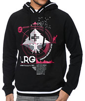 LRG Conscious Heads Black Pullover Hoodie