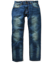 LRG Core Collection Vintage Blue Regular Fit Jeans