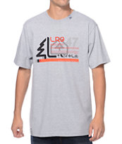 LRG Education Tree Ash Tee Shirt