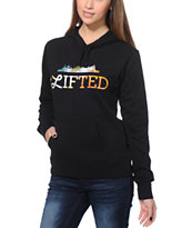LRG Girls Lifted Land Black Pullover Hoodie
