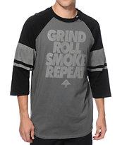 LRG Grind Baseball T-Shirt