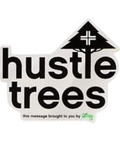 LRG Hustle Trees Sticker