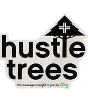 LRG Hustle Trees Sticker