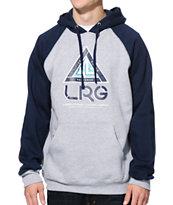 LRG Infantree Navy Pullover Hoodie