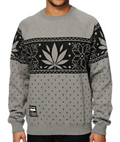 LRG Kine Alpine Crew Neck Sweatshirt