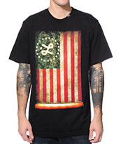 LRG Lifted Glory Black Tee Shirt