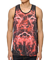 LRG Lion Shock Tank Top