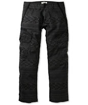 LRG Naturalist Black Regular Cargo Pants