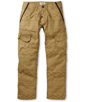 LRG Naturalist Khaki Regular Cargo Pants