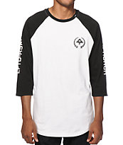 LRG RC Jersey Baseball T-Shirt